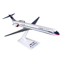 DELTA 97-00 MD-90 1/200 SCALE MODEL Thumbnail