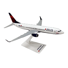 DELTA 737-900ER 1/200 SCALE MODEL Thumbnail