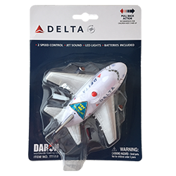 Delta Pullback w/ Light & Sound Thumbnail