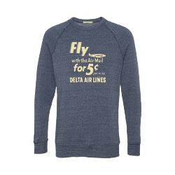 Archive Collection Fly Air Mail Sweatshirt Thumbnail