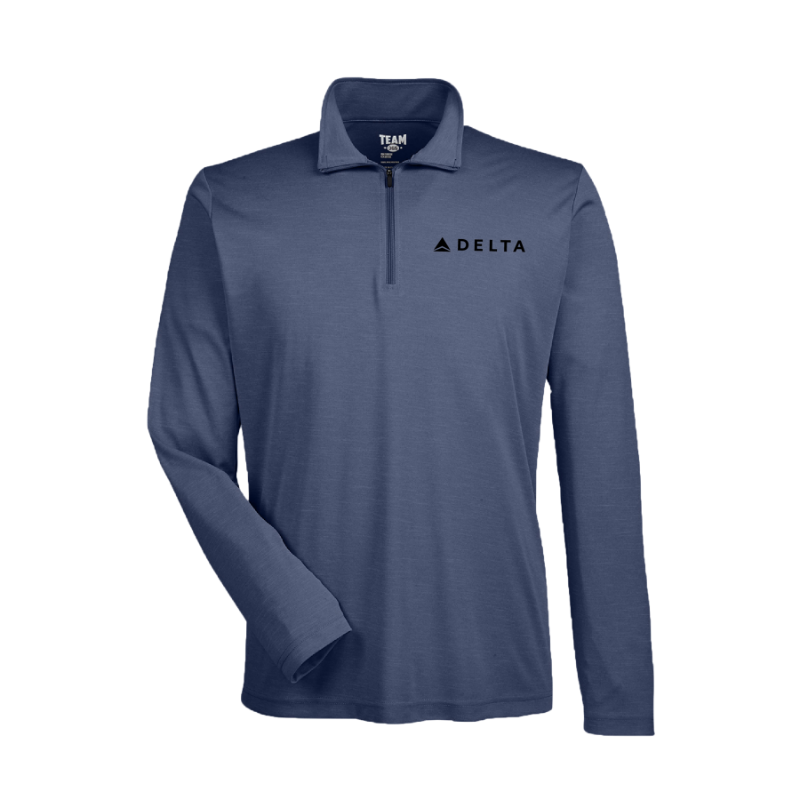 1/4 Zip Performance Pullover