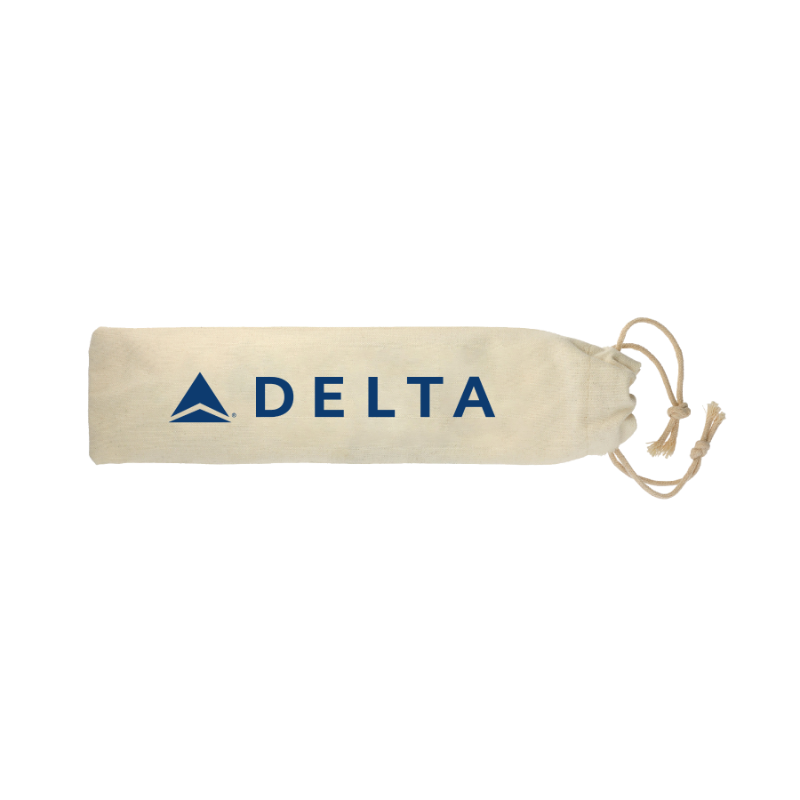 Delta Reusable Straw 10-in-1 Set